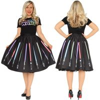Star Wars Lightsaber Skirt