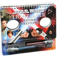 Star Wars Lightsaber Thumb Wrestling
