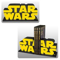 Star Wars Logo Bookends Statue