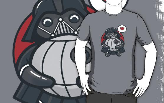 Star Wars Love Star T-Shirt
