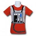 Star Wars Luke Flight Suit 30 Single Shirt