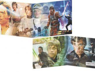 Star Wars Luke Skywalker Collage Mighty Wallet