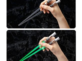 Star Wars Luke Skywalker Episode VI Light-Up Chopsticks