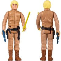Star Wars Luke Skywalker Jumbo Vintage Kenner Action Figure