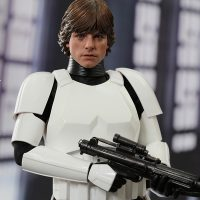 Star Wars Luke Skywalker Stormtrooper Disguise Version Sixth-Scale Figure