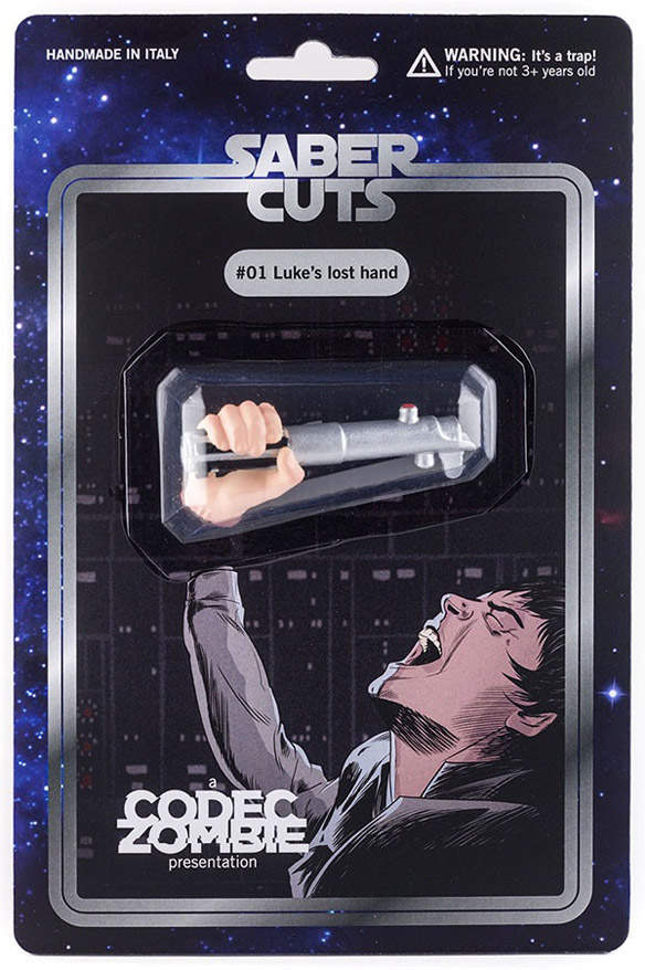 Star Wars Luke Skywalkers Lost Hand