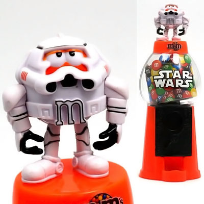 Star Wars M&M's Candy Dispenser