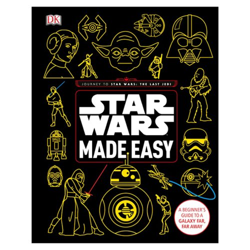 Star Wars Made Easy Hardcover Book