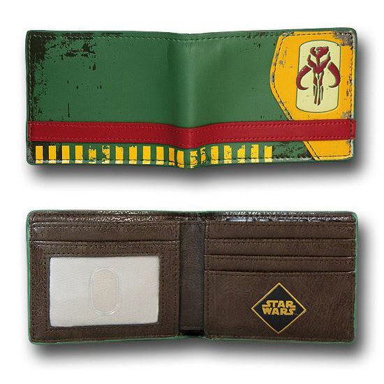 Star Wars Mandalorian Symbol Wallet