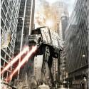 Star Wars Manhat-atan Poster
