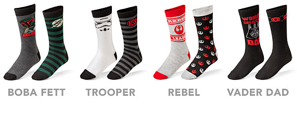 Star Wars Men's Crew Socks