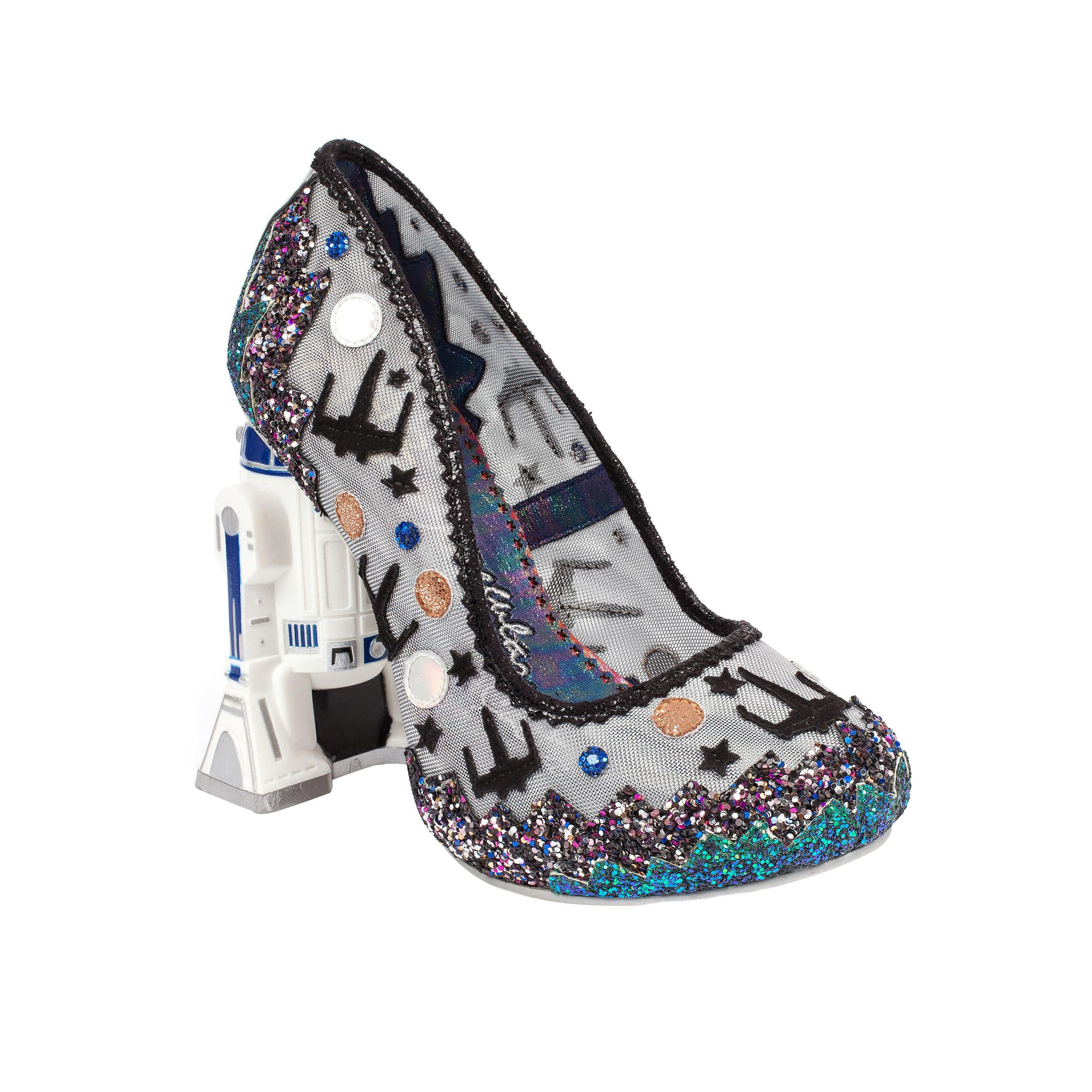 wholesale dealer 27bdf 89185 Star Wars Mesh Battlefront R2-D2 Women s Heels