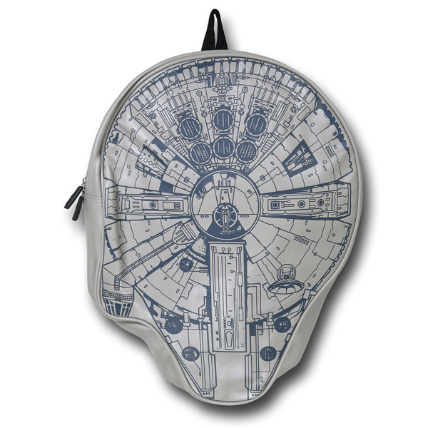 Star Wars Millennium Falcon 3D Backpack