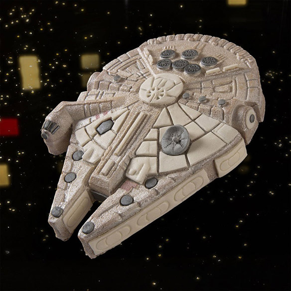 Star Wars Millennium Falcon Cake Pan