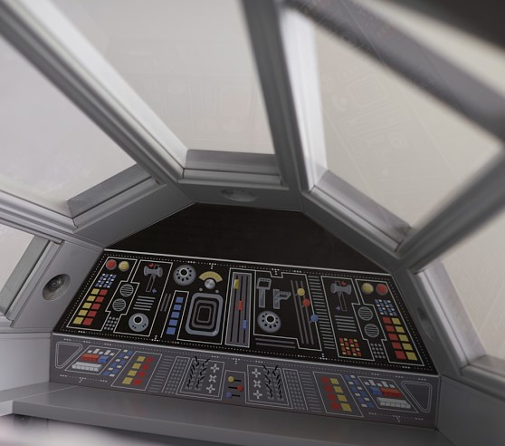 Star Wars Millennium Falcon Bed 2