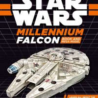 Star Wars Millennium Falcon Book Cover
