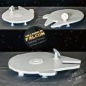 Star Wars Millennium Falcon Cake Stand