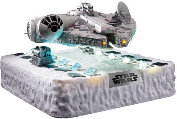 Star Wars Millennium Falcon Floating Egg Attack Vehicle