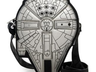 Star Wars Millennium Falcon Micro Mini Dome Crossbody Purse