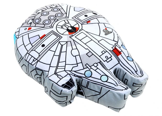 Star Wars Millennium Falcon Pillow