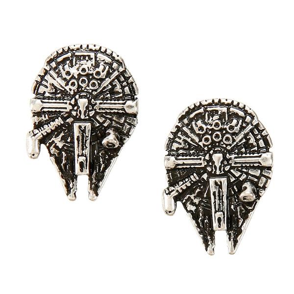 star-wars-millennium-falcon-stud-earrings