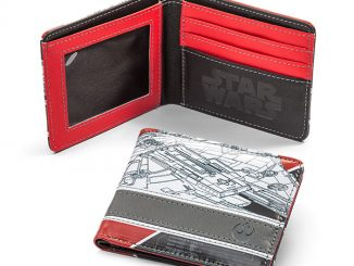Star Wars Millennium Specs Wallet