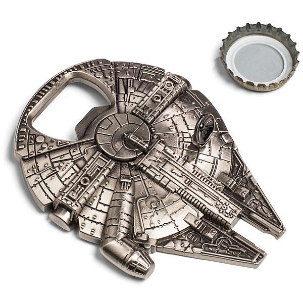Star Wars Millennium Falcon Bottle Opener