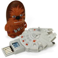 Star Wars MimoMicro USB Drive & Reader
