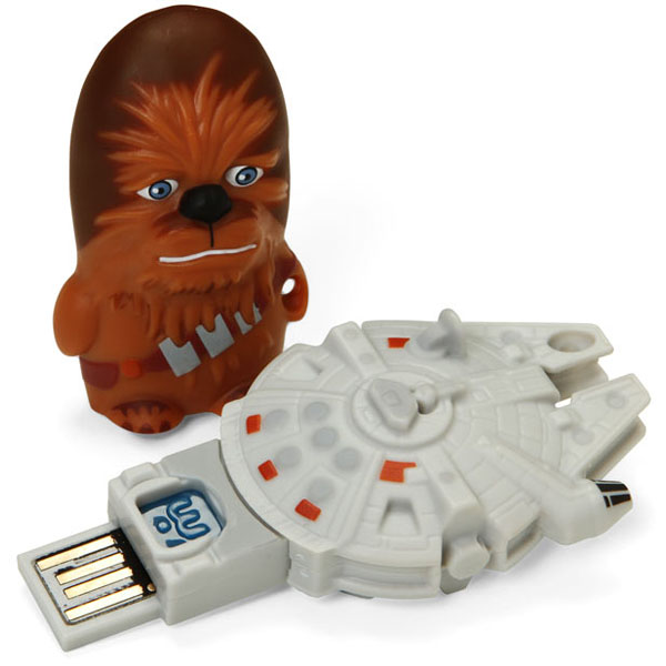 star wars mimomicro usb drive reader. Black Bedroom Furniture Sets. Home Design Ideas
