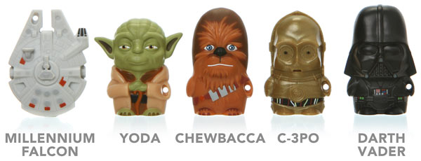 Star Wars MimoMicro USB Drives & Readers
