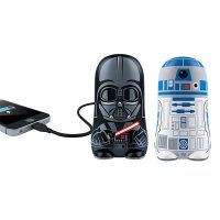 Star Wars MimoPowerBot - 5,200mAh Portable Power Bank