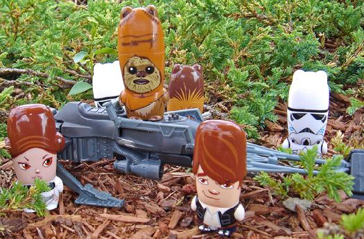 Star Wars Mimobots 2
