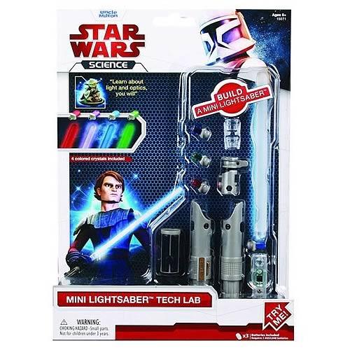 Star Wars Mini Lightsaber Tech Lab