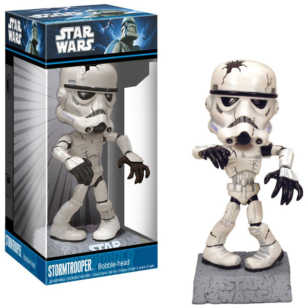 Star Wars Mini Monster Mash-up Stormtrooper