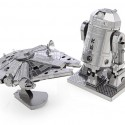 Star Wars Miniature Metal Model Kits