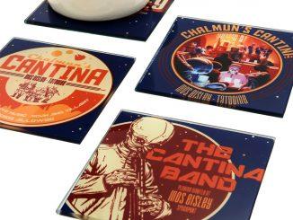 Star Wars Mos Eisley Cantina Coasters