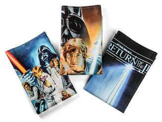 Star Wars Movie Posters Kitchen Towels