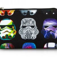 Star Wars Multi-Colored Stormtrooper Coin Cosmetic Bag 1