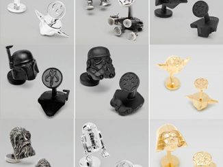 Star Wars Neiman Marcus Cuff Links