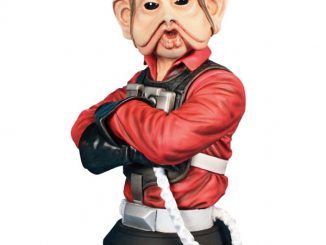 Star Wars Nien Nunb Mini Bust