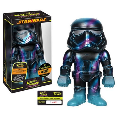 Star Wars Nocturn First Order Stormtrooper Hikari Sofubi Vinyl Figure