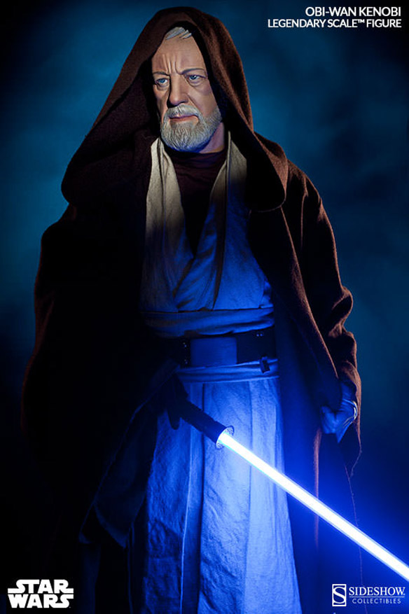 Star Wars Obi-Wan Kenobi Legendary Scale Figure