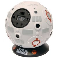 Star Wars Off the Wall Alarm Clock Jedi Training Ball
