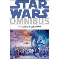 Star Wars Omnibus: Episodes I-VI Complete Saga Graphic Novel