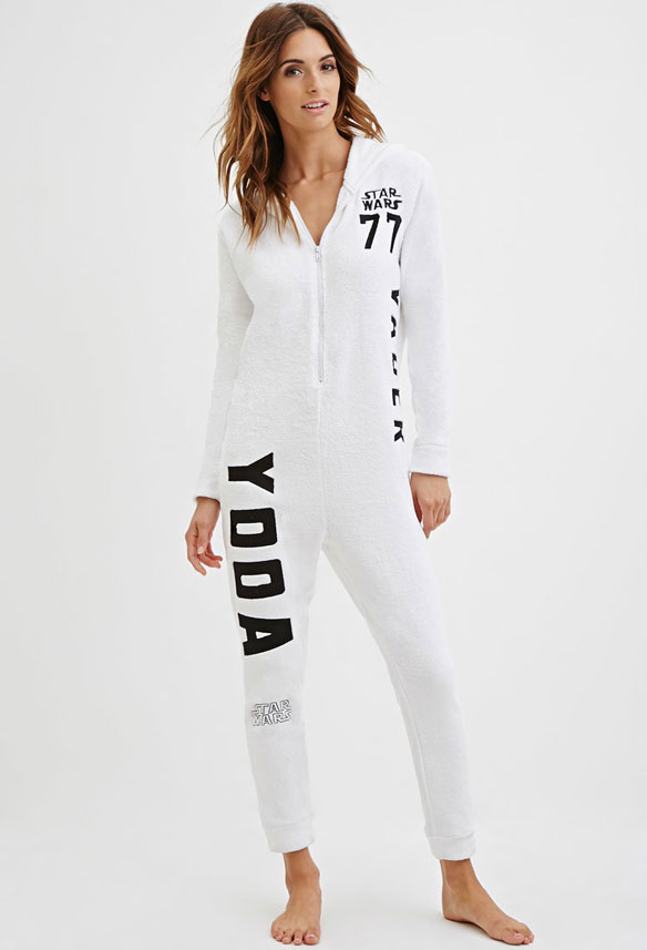 Star Wars Onsie PJ Jumpsuit