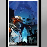 Star Wars Order 66 Poster