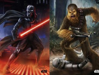 Star Wars Original Trilogy Artwork