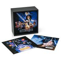 Star Wars Original Trilogy Light Box