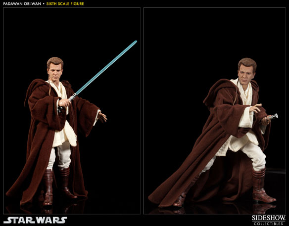 Star Wars Padawan Obi-Wan Figure