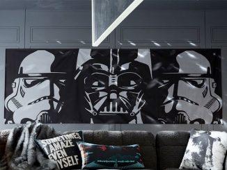 Star Wars Panoramic Wall Mural